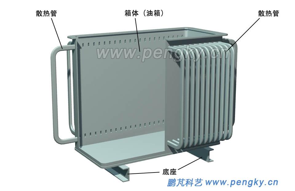 电力变压器构造-发电机系列课件-鹏芃科艺