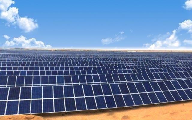 太阳电池与组件安装-太阳能光伏发电-鹏芃科艺